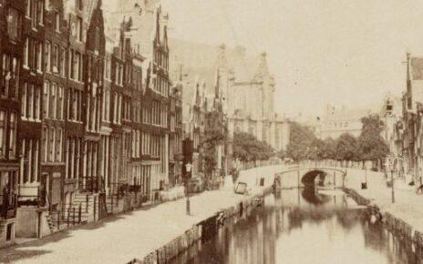 Bloemstraat, then Bloemgracht in Amsterdam.